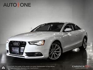 2014 Audi A5 2.0 | NAVIGATION | PANO ROOF