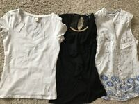 Ladies tops clothes bundle size 6 and 8