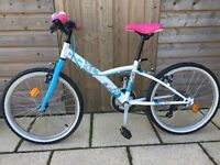 Girls 29 inch bike
