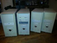 PC Towers x4