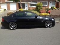 This stunning BMW 3 series is stunning inside and out!! A real MUST SEE!
