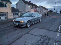 10 months MOT 2004 BMW 3 Series E46 2.5 ci 99410 miles