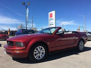 2006 Ford Mustang V6 ~Convertible ~Power Seat ~Leather