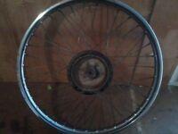 motocross front wheel rim