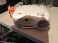 NEC LT280 projector