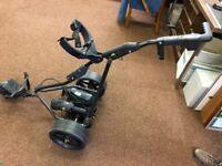 Golf Trolley - Powacaddy -