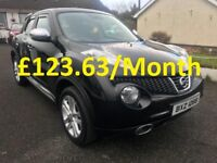 2011 Nissan Juke Acenta 1.6 Sport **Finance available/Cards Accepted**