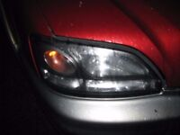 Subaru Legacy Outback Headlights Pair Head Lights