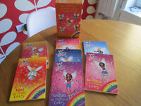 GIRLS POPULAR RAINBOW MAGIC FAIRY BOOKS X7 - GC