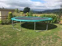 15 ft trampoline