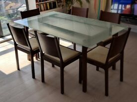 Dinning Table + 6 Chairs = £100
