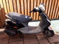ZIP 2007 100cc LOW MILES FULLY SERVICED FULL MOT