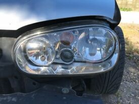 Mk4 VW Golf Headlights