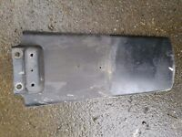 Yamaha aerox 50 number plate holder