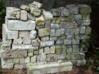Hamworthy area simulated purbeck stone from fireplace ideal remake or good quality hardcore