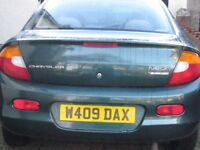 Chrysler Neon excellent condition