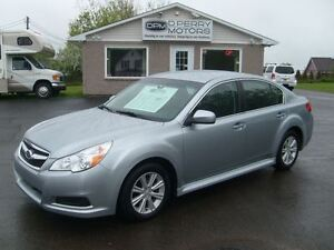 2012 Subaru Legacy 2.5i AWD Auto Loaded Heated Seats Bluetooth