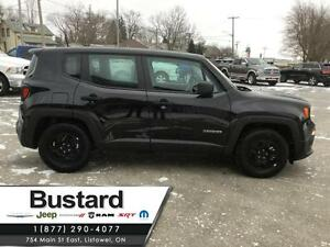 2015 Jeep Renegade Sport | COMPANY CAR | LOW KMS