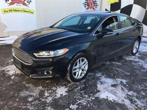 2015 Ford Fusion SE, Auto, Navigation, Leather,