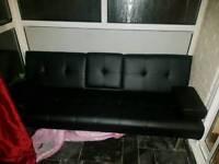 Near new sofa bed
