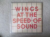"Wings "" At The Speed of Sound"" original vinyl LP"