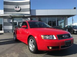 2004 Audi A4 WE ARE MOVING! COQUITLAM STORE LIQUIDATION