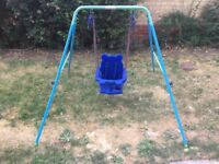 Baby/Toddler Outdoor Swing £5 ONO