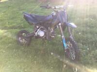 Demon X 140cc CRF 70 Pit Bike Pitbike