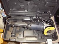 a good condition small angle grinder
