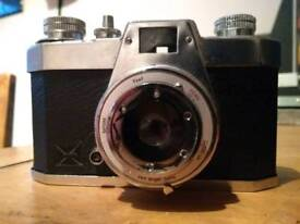 Old cameras and lenses