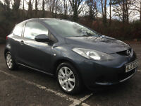 Mazda 2 TS2 1.3 Manual Petrol 3 Door Hatchback 2008