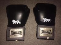 Lonsdale boxing gloves 14 oz