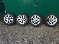 Genuine BMW X5 or X6 Wheels and Winter Tyres