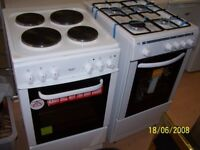 bush electric cooker as new