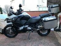 BMW GS1200 Adventure REDUCED