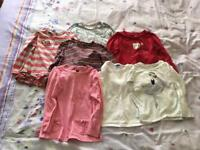 Bundle of kids clothes 4-5years