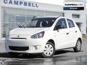 2015 Mitsubishi Mirage ES AUTO-AIR WHAT A DEAL