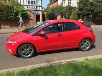 Honda Civic 2010 SI 1.8 petrol £4500