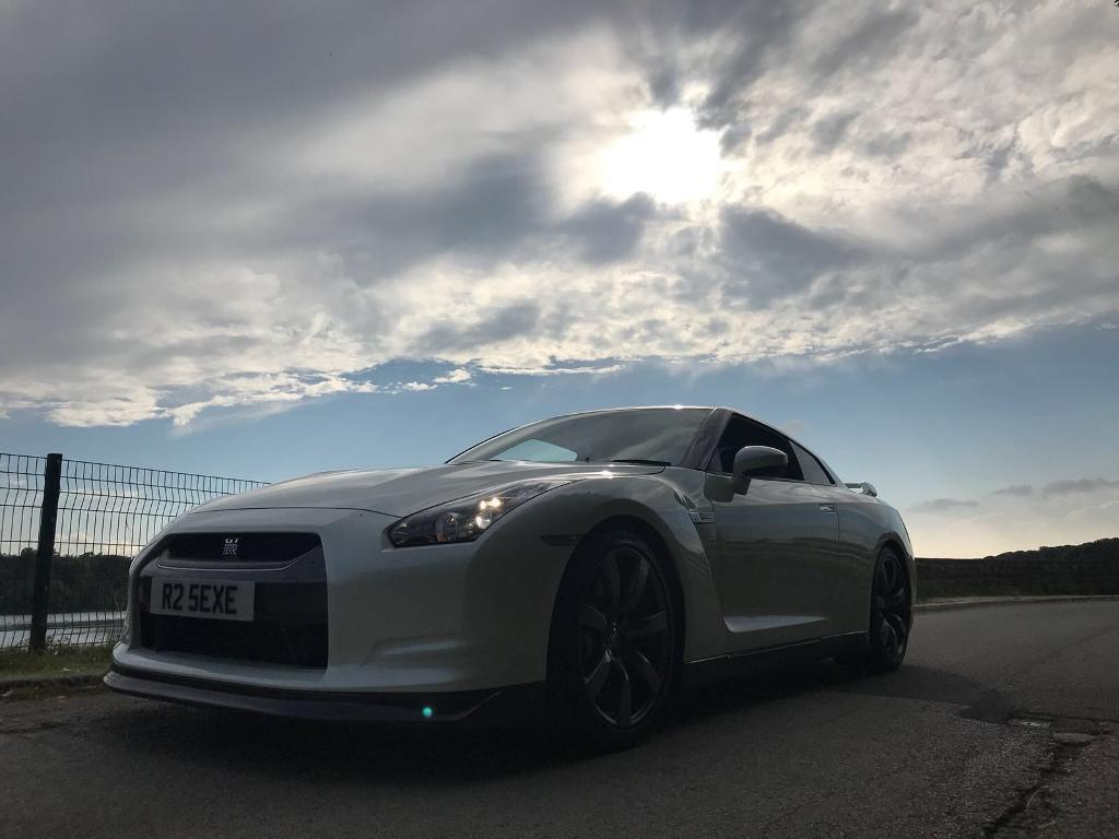 Nissan Skyline R35 GTR open to offers pearl white 2007 | in Leeds ...