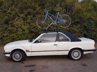 BMW E30 320i Baur Convertible 1986