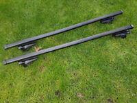 Thule roof rack adjustable