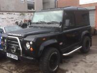 Land Rover defender 2.5petrol/LPG conversion