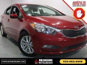 2015 Kia Forte LX+ Auto Sieges-Chauf Bluetooth MP3/USB/Cruise