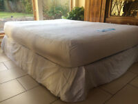 Luxury inflatable airbed (double)