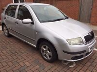 *AUTOMATIC 2005 Skoda Fabia 1.4 Elegance 5 door - Only 54,000 miles - 1 Previous Owner