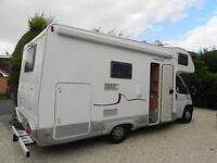 Sea New Life Motorhome 6 berth