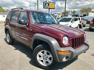 2003 Jeep Liberty Sport BAS MILLAGE
