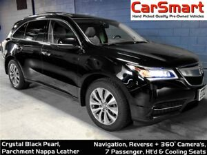 2016 Acura MDX Navigation, ELS Premium Audio, Remote Start,