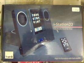 iStation 22 Speakers