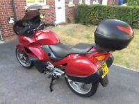 Honda Deauville 650 (1999) - Good cond for age - new MOT - extras